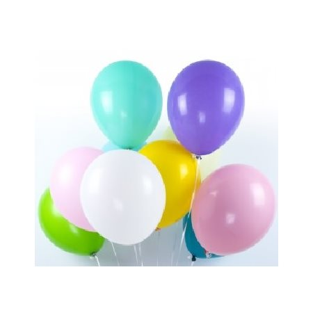 "Ballons de Fête en Latex, couleurs assorties 12"" 72 / pqt"